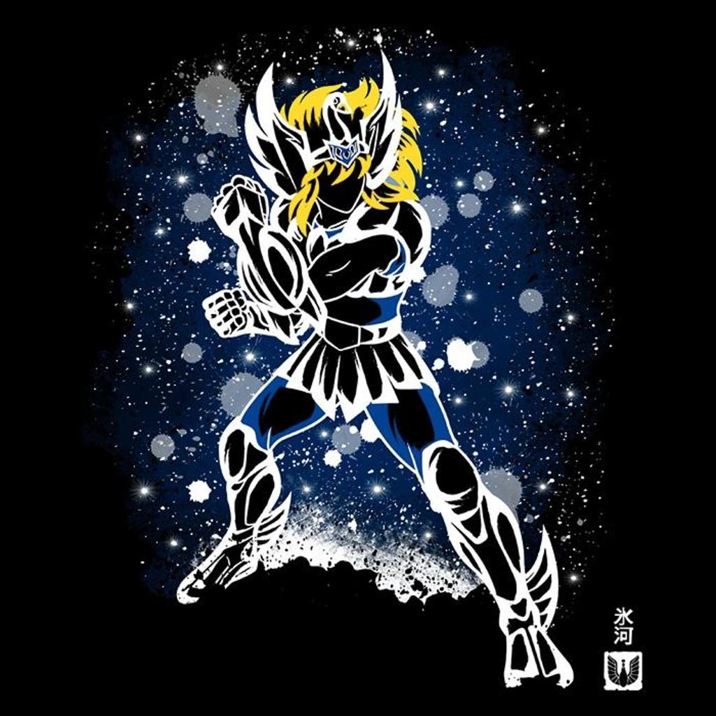 Once Upon a Tee: The Cygnus Saint