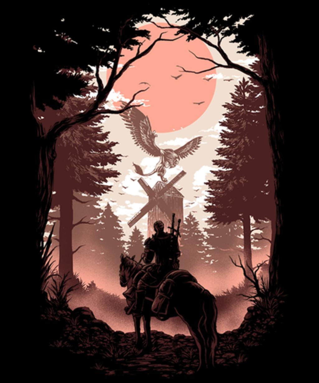 Qwertee: The Wild Hunt