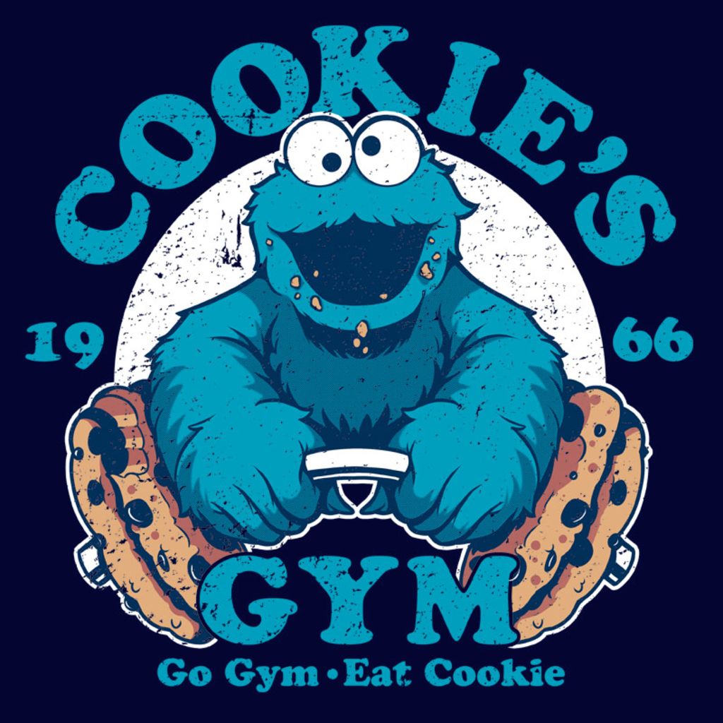 Pampling: Cookie's Gym