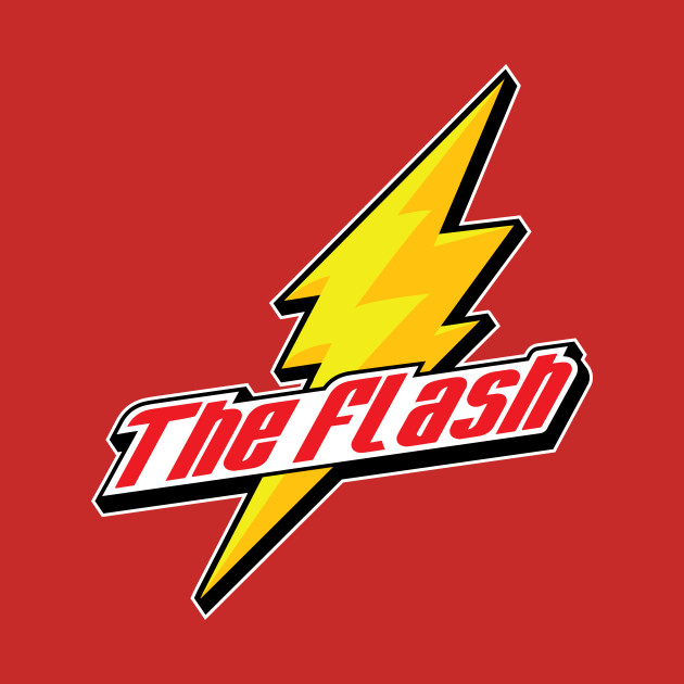 TeePublic: The Flash