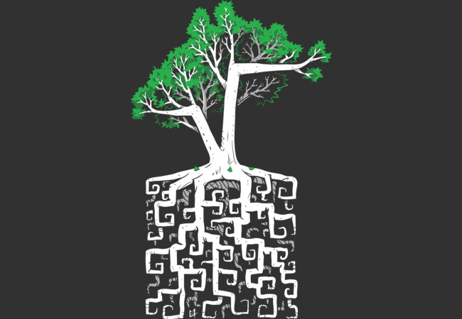 Design by Humans: Square Root