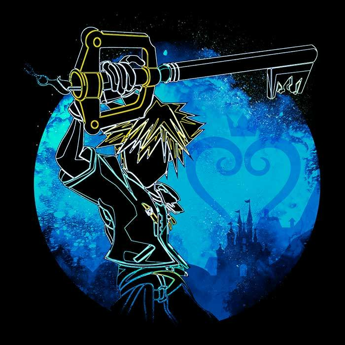 Once Upon a Tee: Keyblade Orb