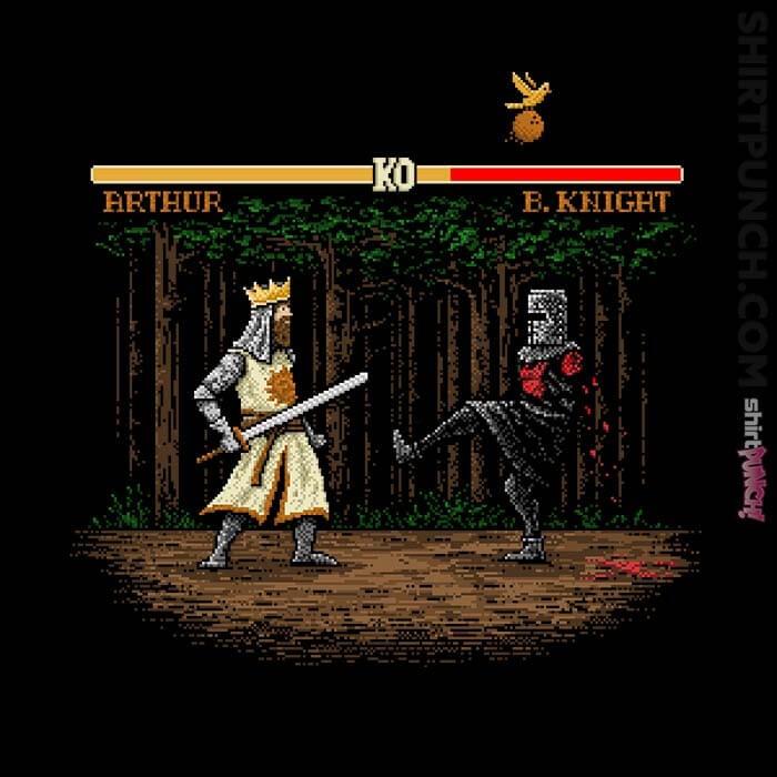 ShirtPunch: Epic Fight