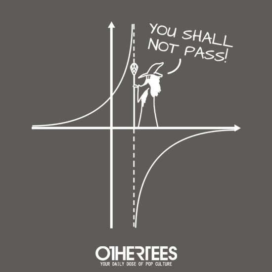 OtherTees: You Shall Not Pass
