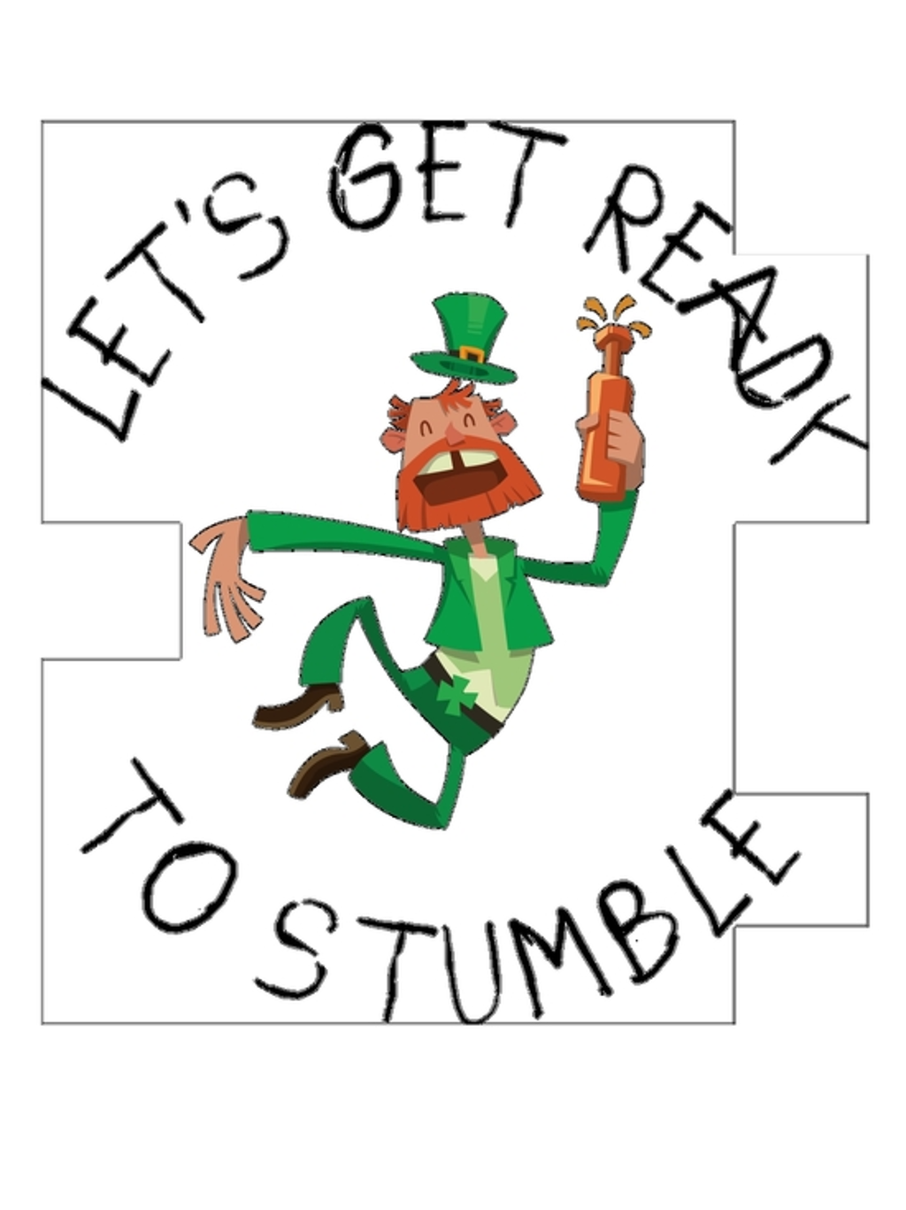 BustedTees: Let's Get ready To Stumble!