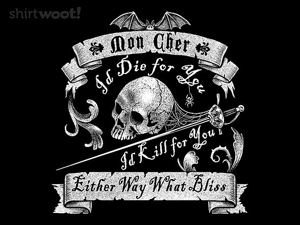 Woot!: Mon Cher