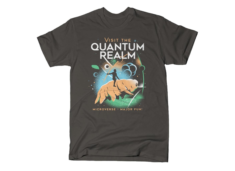 SnorgTees: Visit The Quantum Realm