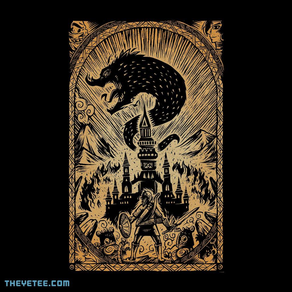The Yetee: Cataclysm