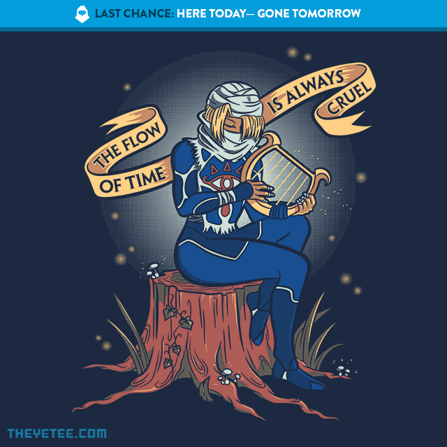 The Yetee: LAST CHANCE: The Flow of Time