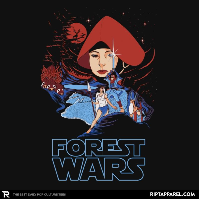 Ript: Forest Wars