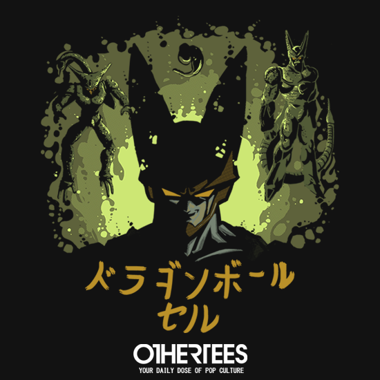 OtherTees: Cellvolution