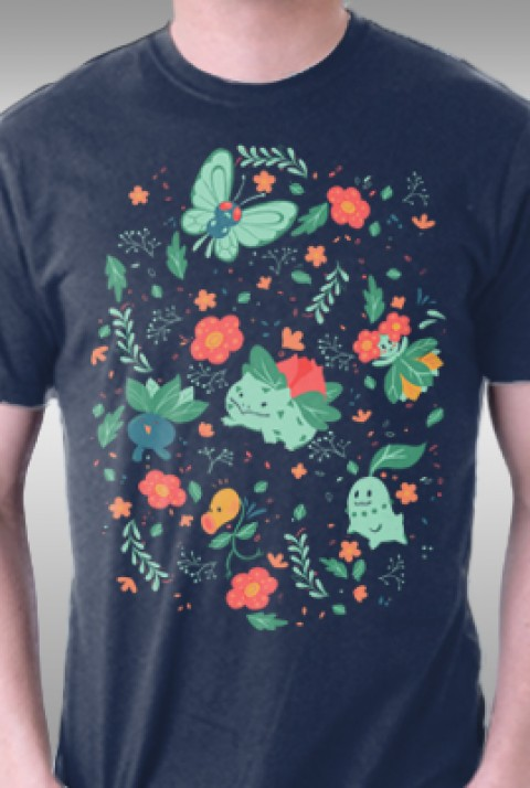TeeFury: In The Tall Grass