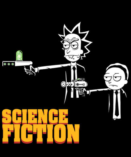 Qwertee: Science Fiction