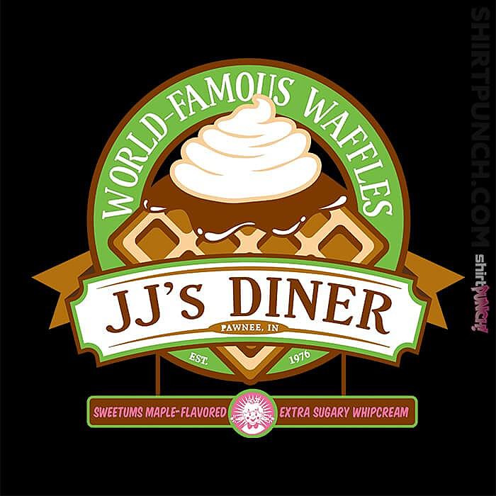 ShirtPunch: JJ's Diner