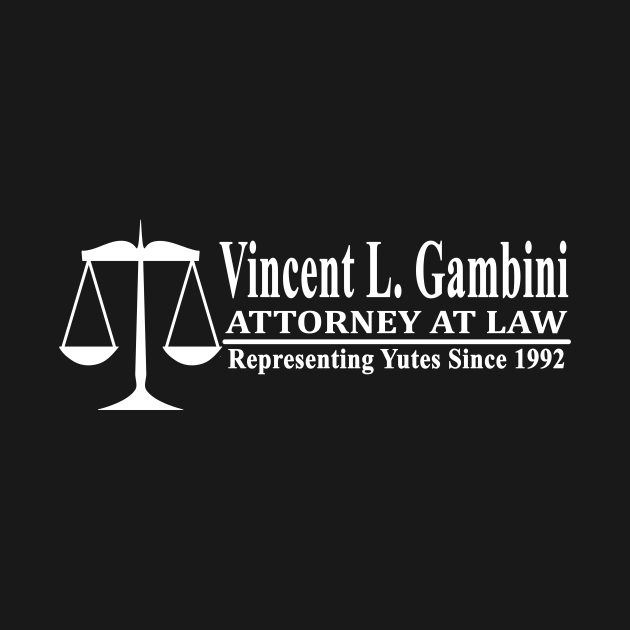 TeePublic: Vincent Gambini Attorney At Law - My Cousin Vinny