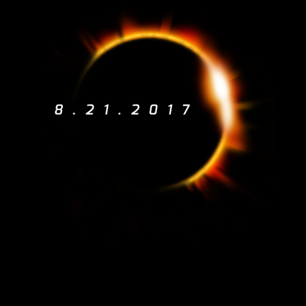 NeatoShop: Total Solar Eclipse August 21 2017 16