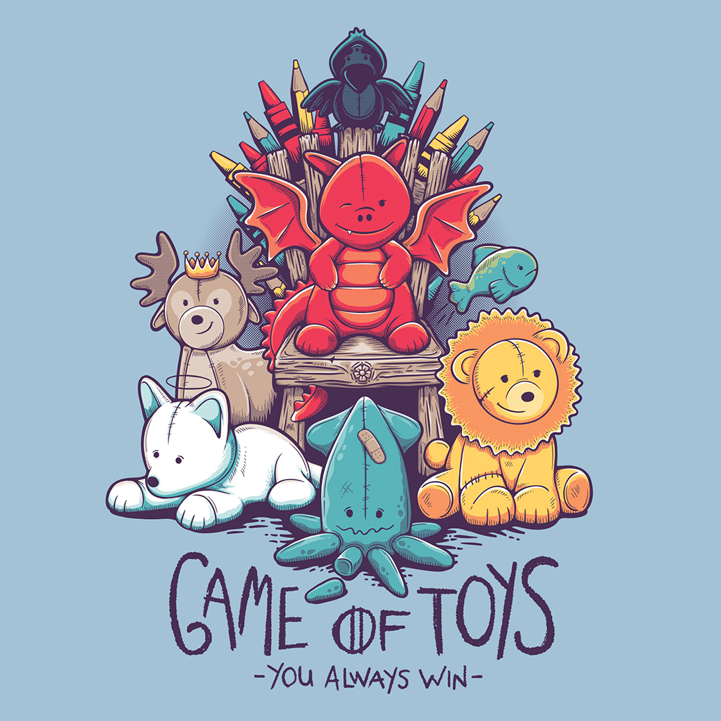 TeeTee: Game of Toys