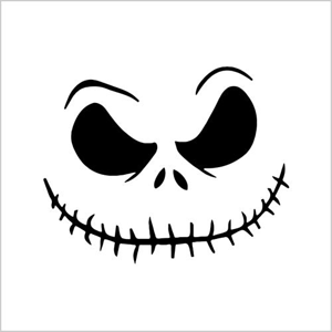 Five Finger Tees: Jack Skellington T-Shirt