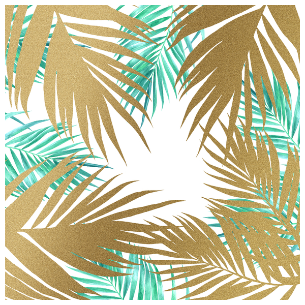 NeatoShop: Golden Paradise Beach Pattern
