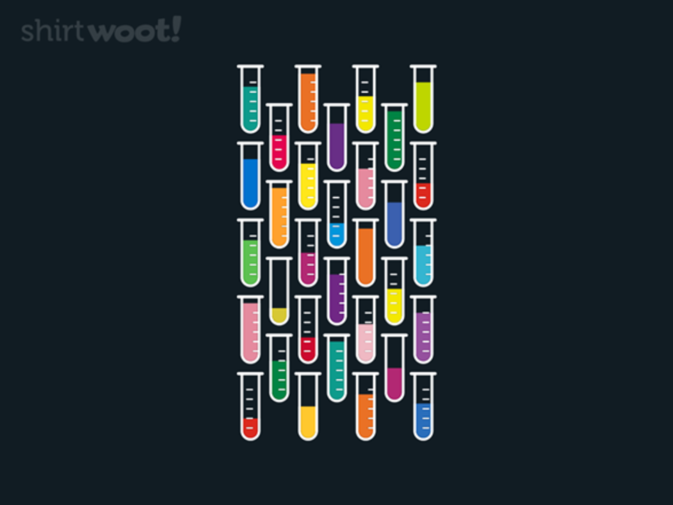Woot!: The Color Experiment - $15.00 + Free shipping