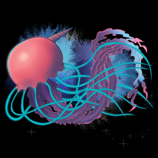 NeatoShop: Unicorn Jellyfish
