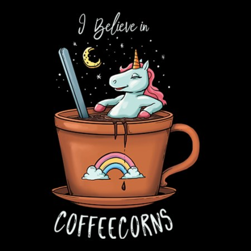 MeWicked: I Believe in Coffeecorns