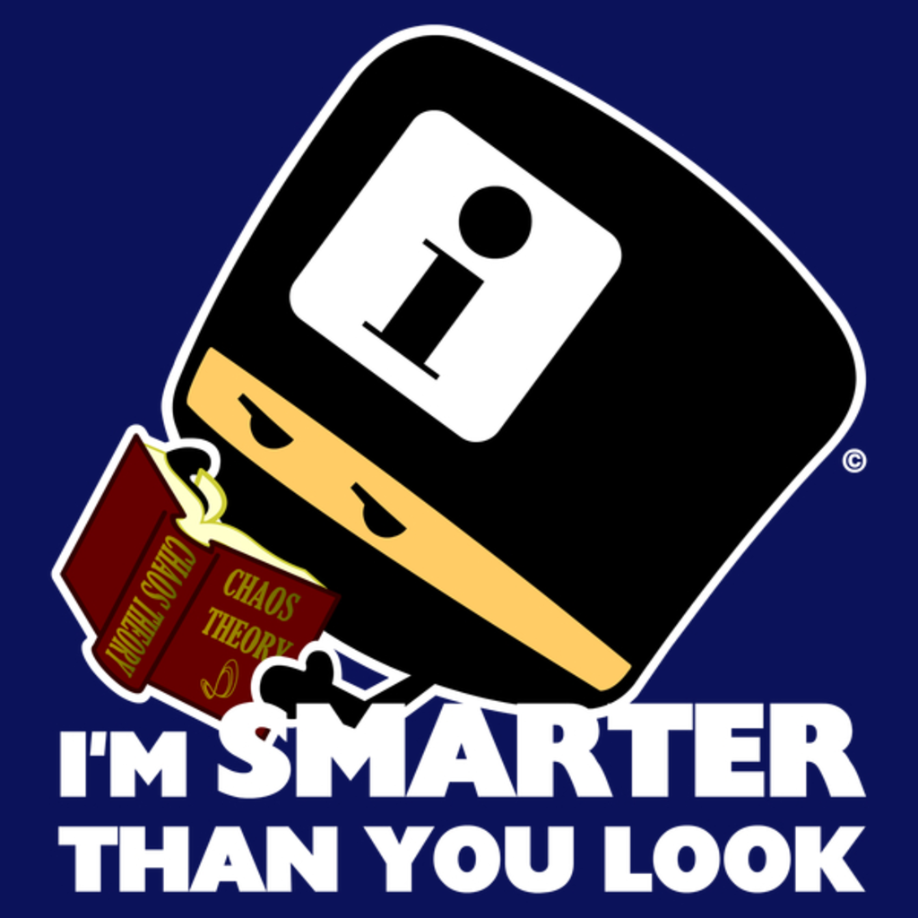 NeatoShop: I'm Smarter than You Look