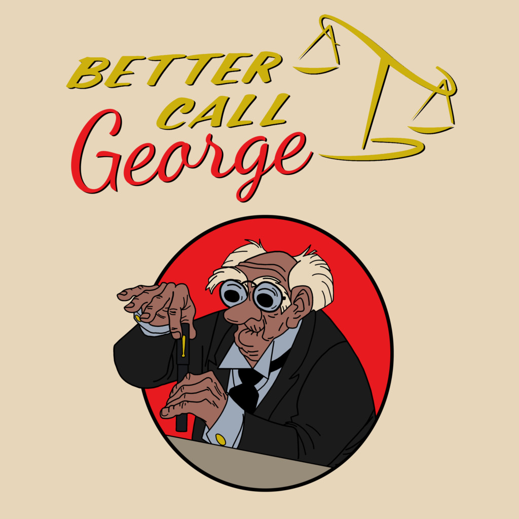 TeeTee: Better Call George
