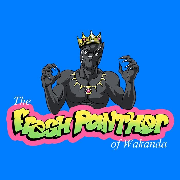 Once Upon a Tee: Fresh Panther
