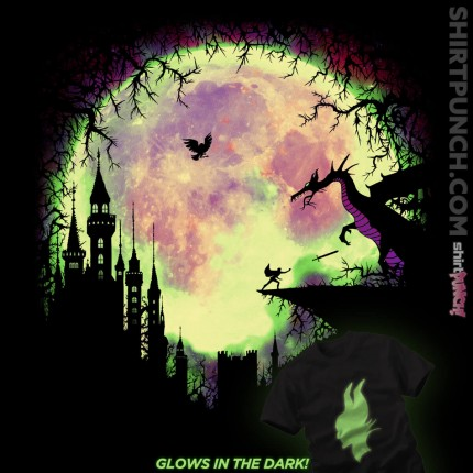ShirtPunch: Evil Moon