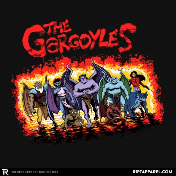 Ript: The Gargoyles