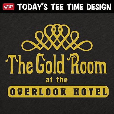 6 Dollar Shirts: The Gold Room