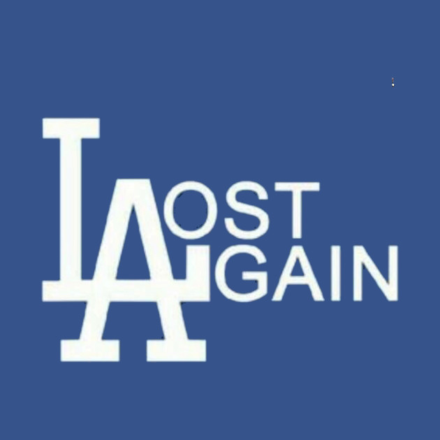 TeePublic: L.A. Lost Again
