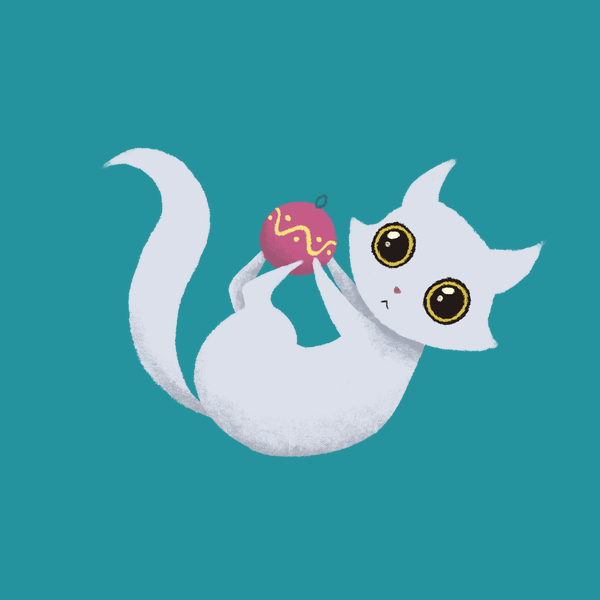 NeatoShop: Mischievous kitty