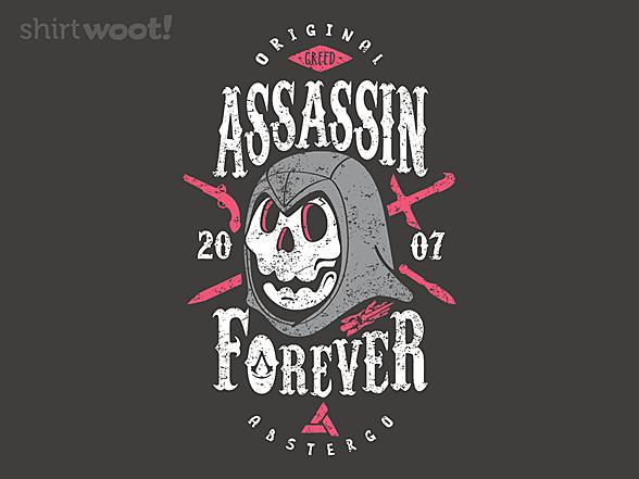 Woot!: Assassin Forever