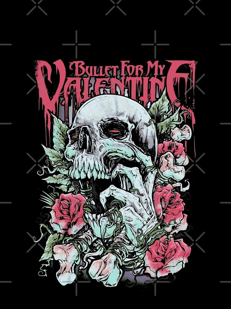 RedBubble: BFMV Skull Roses