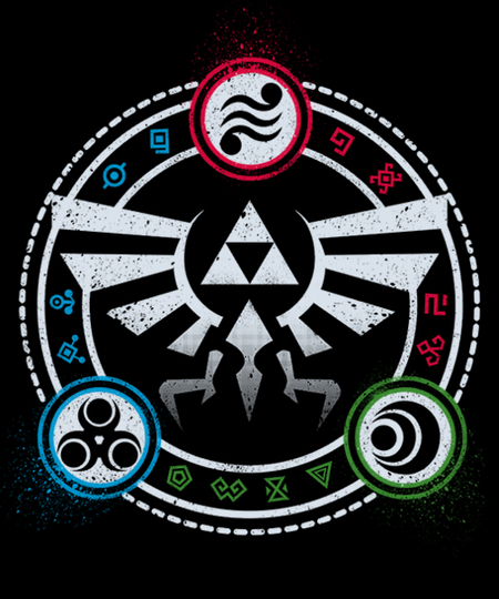 Qwertee: Triforce