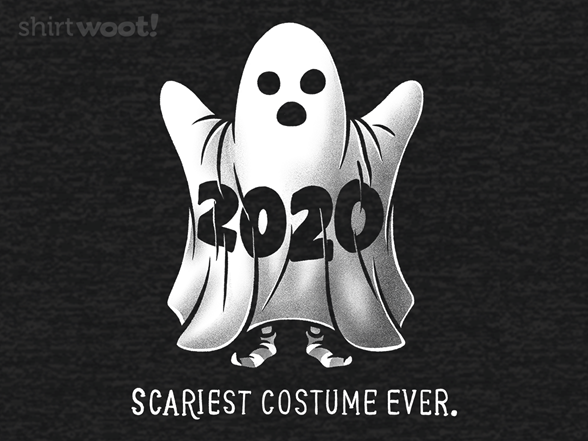 Woot!: Scariest Costume Ever