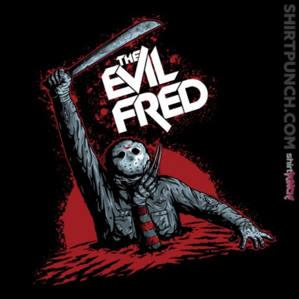 ShirtPunch: The Evil Fred