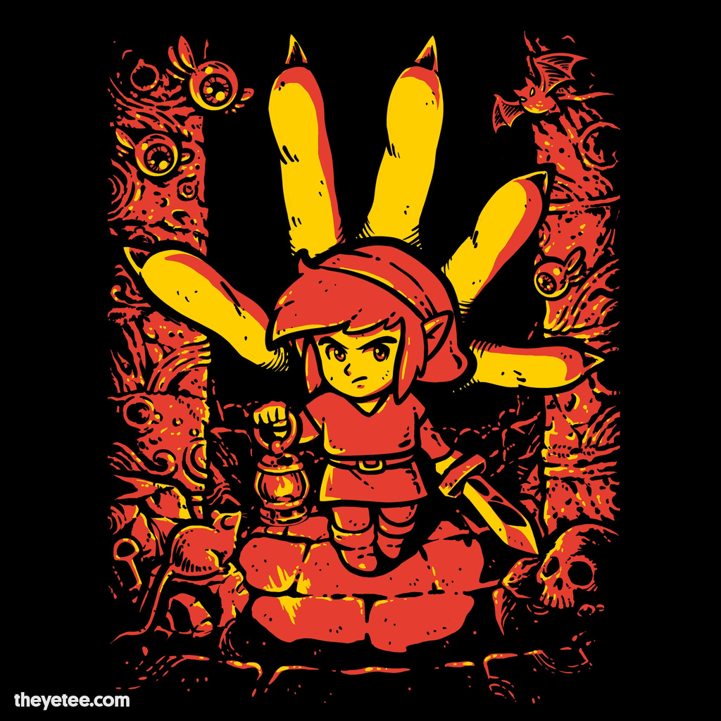 The Yetee: Behind You!
