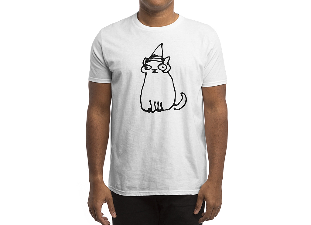 Threadless: Wizard Cat