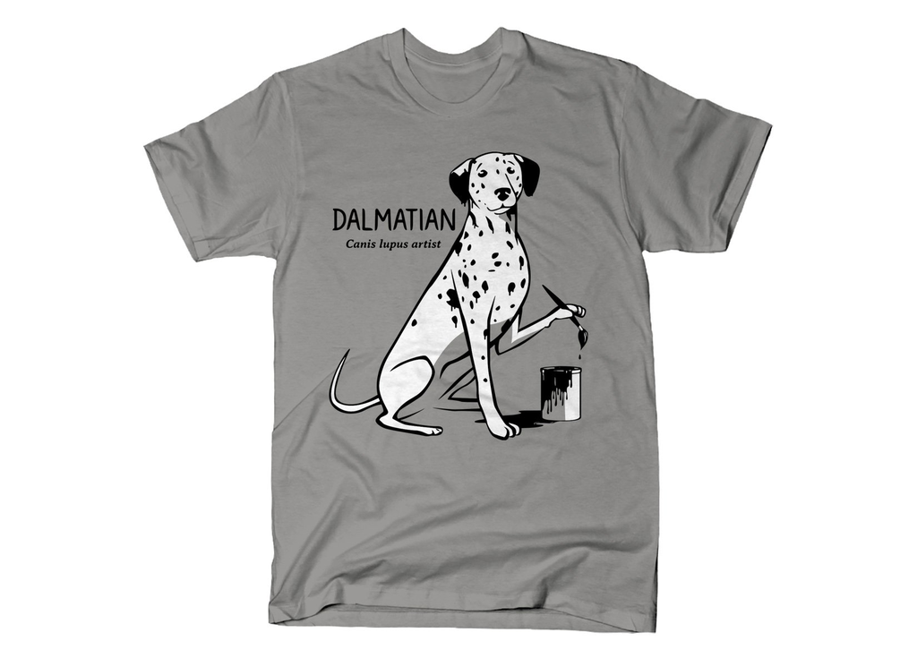 SnorgTees: How Dalmatians Are Made