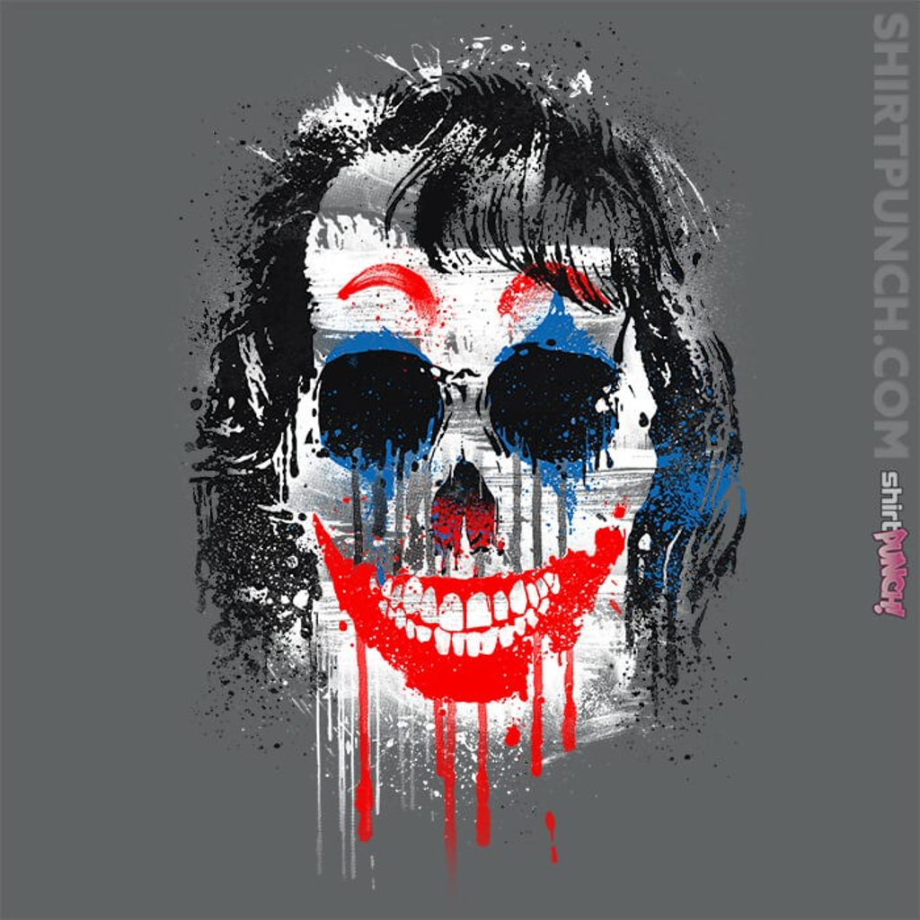 ShirtPunch: Graffiti Smile