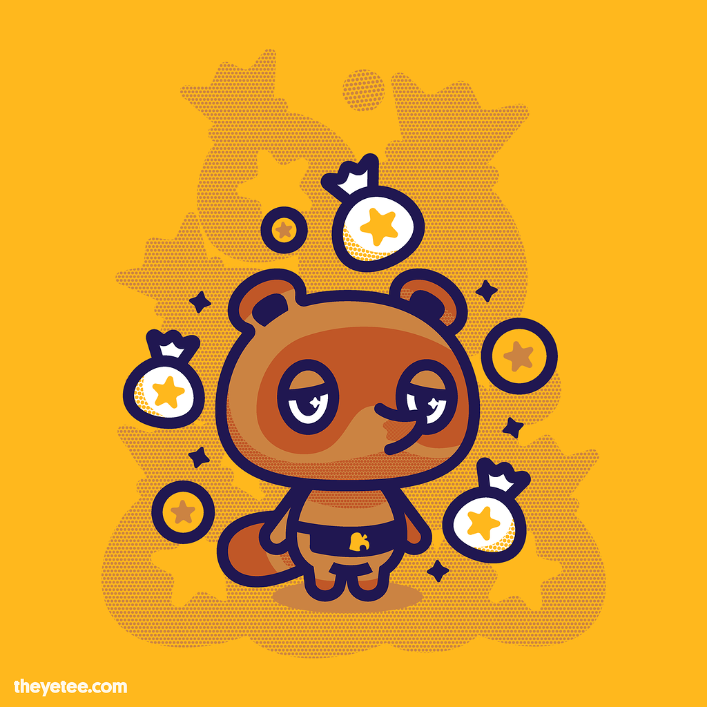The Yetee: The Bell Boy