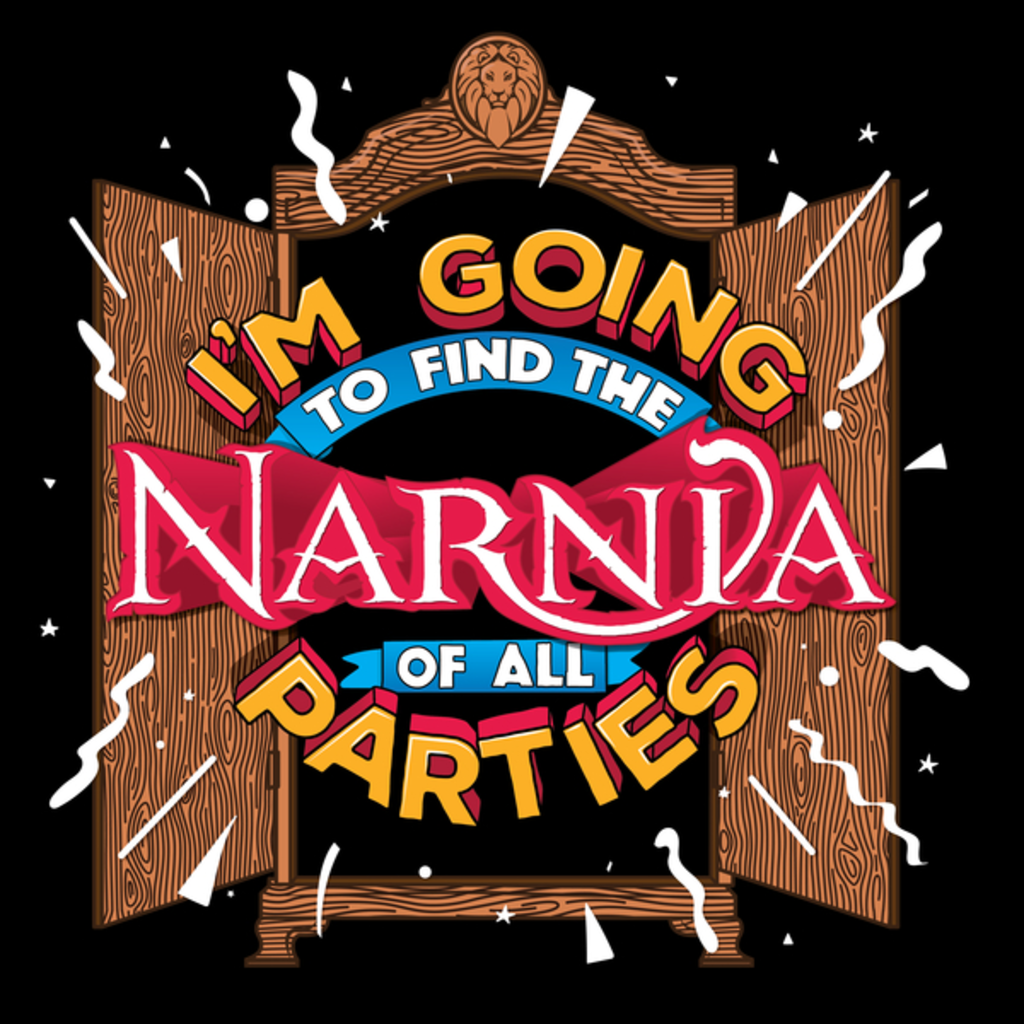 NeatoShop: I'm going to find the Narnia of all parties