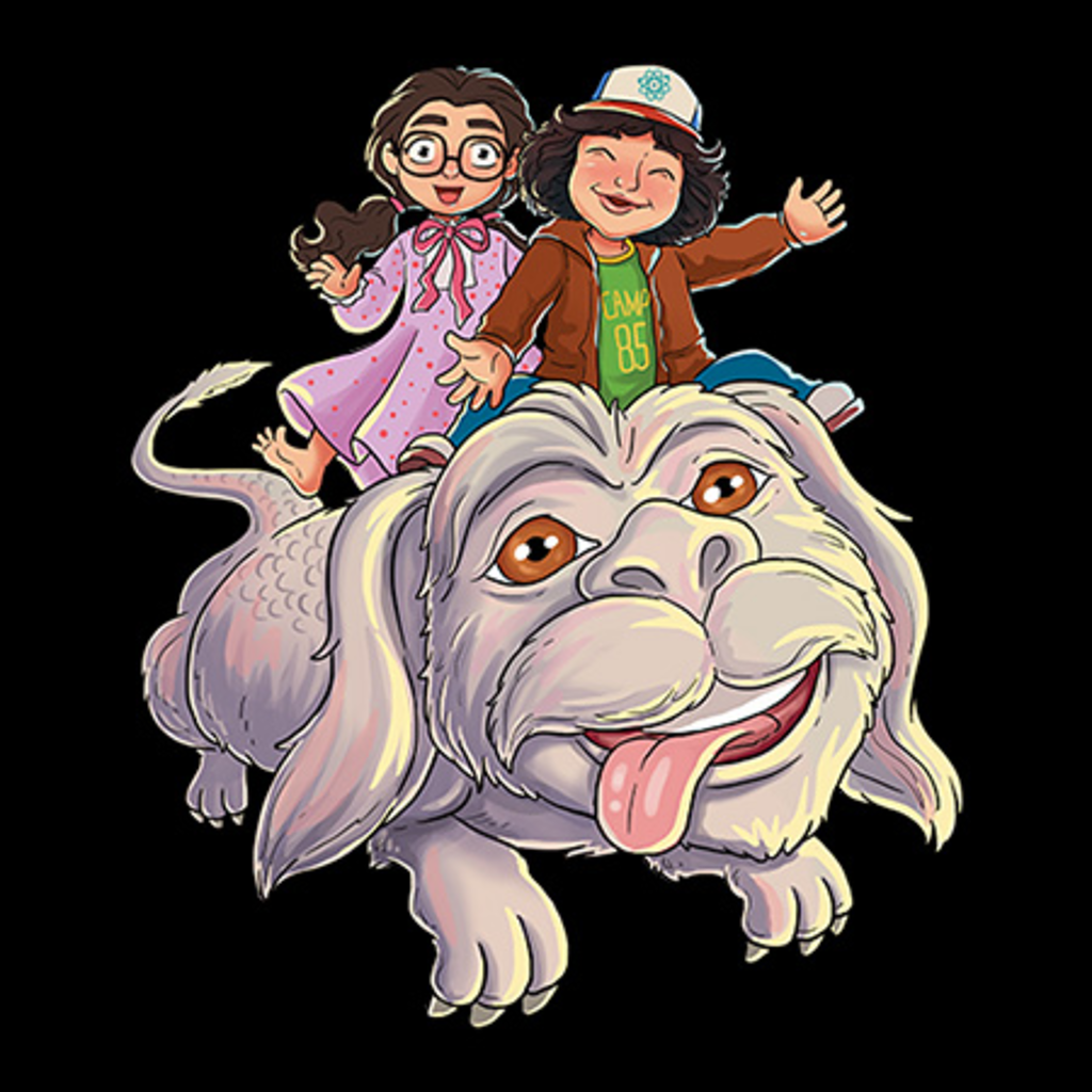 MeWicked: Dustin and Suzie - Neverending Story