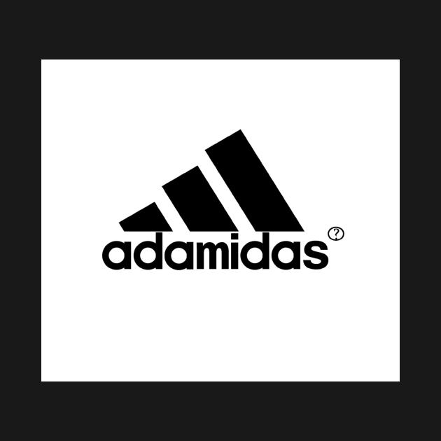 TeePublic: Adidas logo