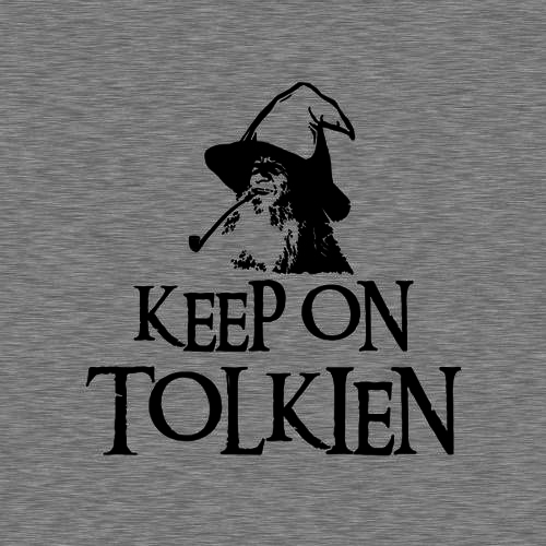 Five Finger Tees: Keep On Tolkien T-Shirt
