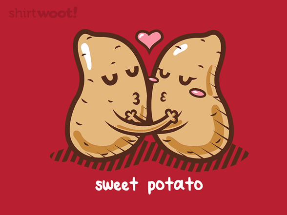 Woot!: Sweet Potatoes - $8.00 + $5 standard shipping