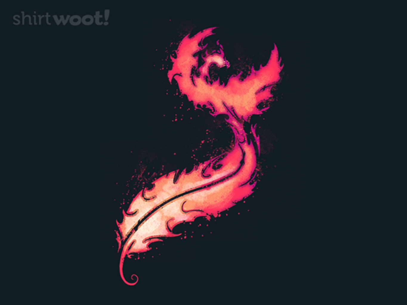 Woot!: Feather and Flame